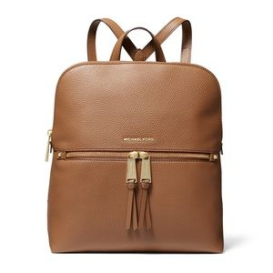 *Accepting Offers!* Michael Kors BROWN BACKPACK